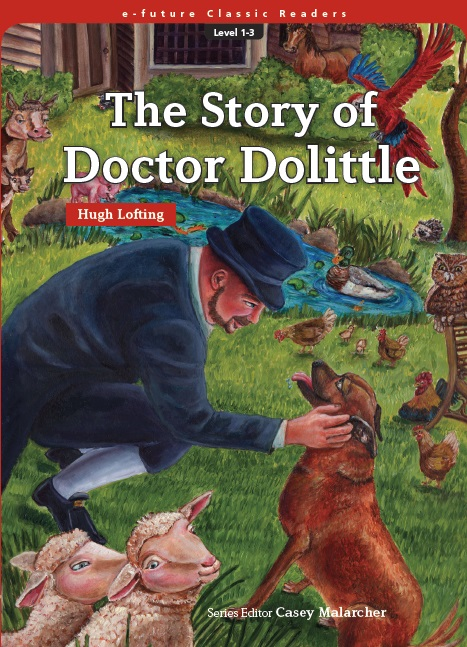 The Story of Doctor Dolittle( Level 1 )イメージ